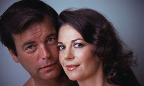 Robert Wagner and Natalie Wood c.1978