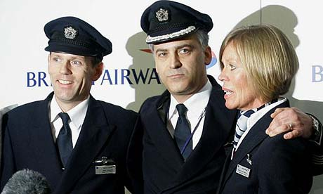 Heathrow crash-landing made a hero of co-pilot John Coward ...