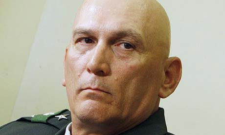General Ray Odierno, the next commander of US forces in Iraq