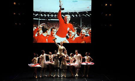 The Beautiful Game - A Football Ballet by English National Ballet