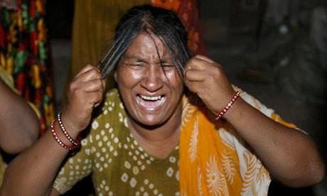 Many killed in series of bomb blasts across Delhi | World news ...