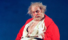 Bryn Terfel as Falstaff at the Royal Opera House