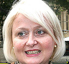 Siobhain McDonagh. Photograph: Katie Collins/PA
