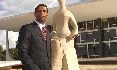 Henrique dos Anjos - one of Brazil's six Barack Obamas