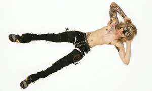 Justin Hawkins The Darkness