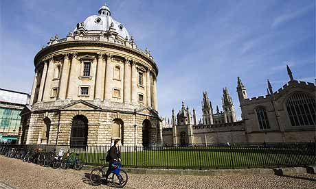 Bodleian library, Oxford