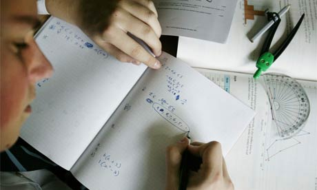 Do children get too much homework