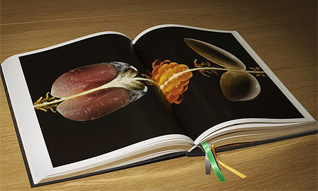 Heston Blumenthal's Big Fat Duck Cookbook