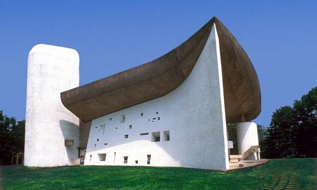 Jonathan glancey celebrates the spiritual side of le for Architecture le corbusier