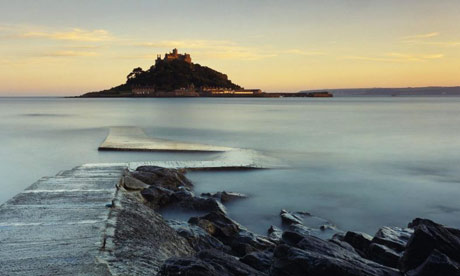 St.Michael's Mount in Cornwall