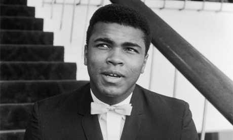 Cassius Clay aka Muhammad Ali bka The Champ