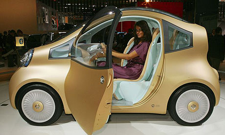 2010 Nissan Nuvu Electric Car : Concept Cars | Drive Away 2Day