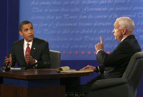 Obama and McCain debate