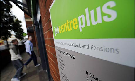 A Jobcentre plus in Doncaster. Doncaster Central has the fastest growing number of benefit claimants of any constituency in the UK, despite big regeneration projects employing local people