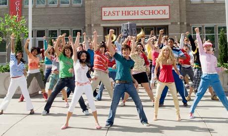 High School Musical 2 cast