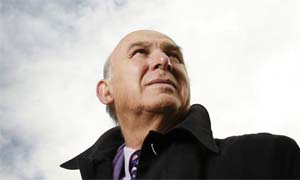 Vince Cable, deputy leader of the Liberal Democrat Party