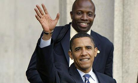 gay lover love Obama reggie