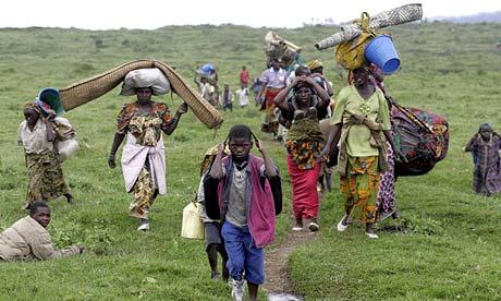 Brote de ébola y muertes en Congo por consumo de animales salvajes