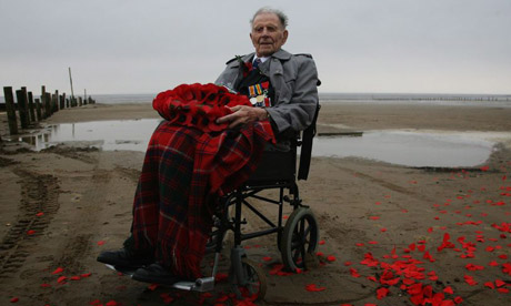 Harry Patch First world war veteran