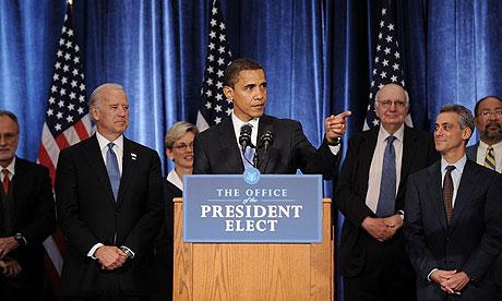 Barack Obama, press conference