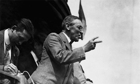وودرو ويلسون .....  الرئيس الـ 28 للولايات المتحدة الامريكية Wilson460.jpg