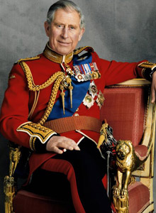 The Prince of Wales on his 60th birthday