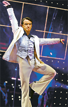 Peter Mandelson on Strictly Come Dancing