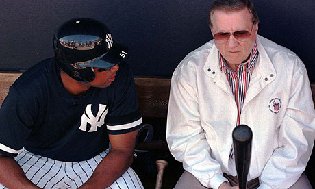 The Boss, George Steinbrenner