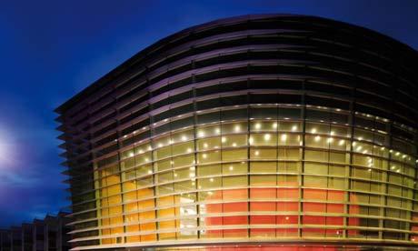 Leicester's Curve theatre