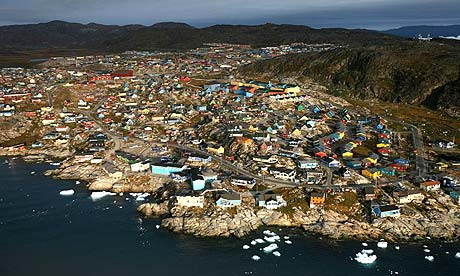 Jakob Illeborg on Greenland\'s vote for independence from Denmarkgreenland town