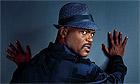Samuel L Jackson - ONLY FOR USE OM DEC08