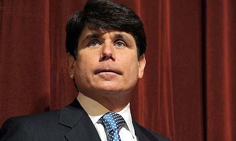 rod blagojevich obama. Rod Blagojevich