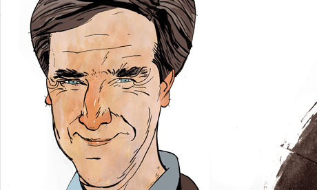 Michael Ignatieff. Illustration: Quinton Winter (www.QuintonWinter.com)