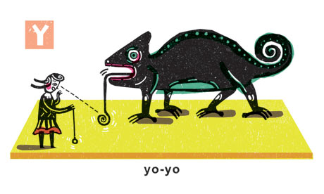 Y - style guide illustrations
