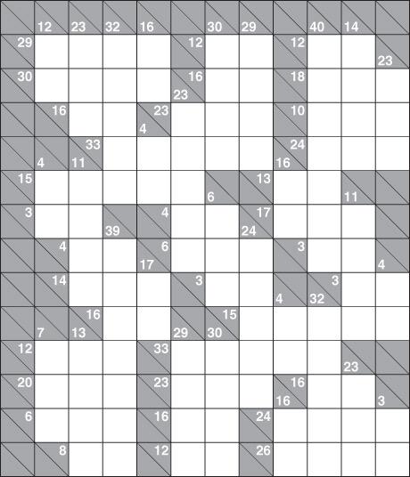 Kakuro 842 medium