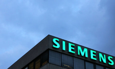HQ of Siemens in Munich