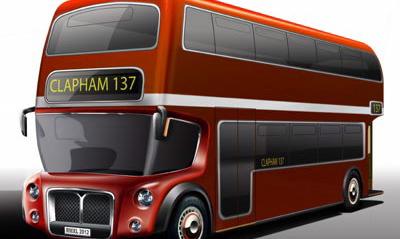 Capoco London bus design
