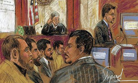 Fort Dix verdict, Shain Duka, Eljvir Duka, Dritan Duka, Mohamad Shnewer, and Serdar Tatar