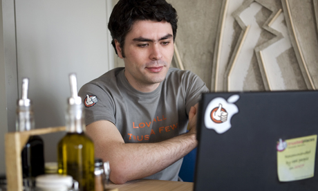 Sokratis Papafloratos, chief executive and founder of TrustedPlaces