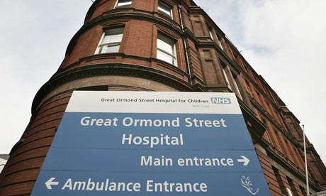 Call for Great Ormond Street hospital to be investigated | UK news ...