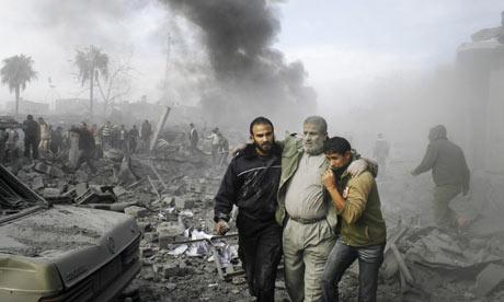 Israeli missile strike in Rafah