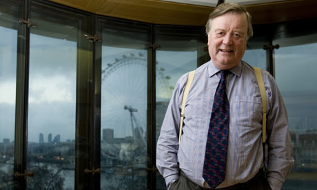 Former Chancellor and Conservative politician Ken Clarke
