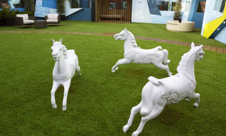 Celebrity Big Brother House 2009