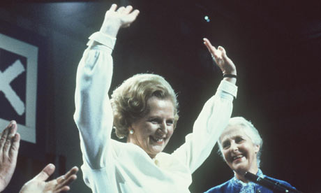 Margaret Thatcher in 1979, Leader of the Opposition