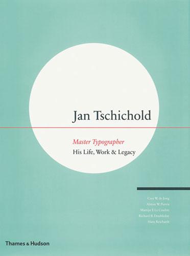 Jan Tschichold Book Design