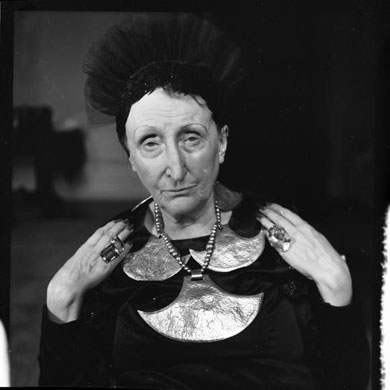 edith sitwell condition