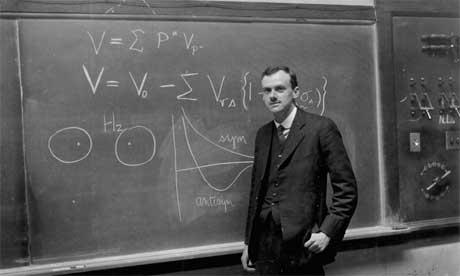 Biografi Paul Dirac