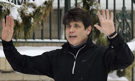 rod blagojevich house. Rod Blagojevich