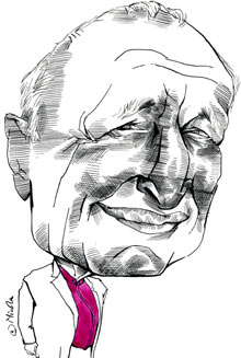 Richard Rogers by Nicola Jennings