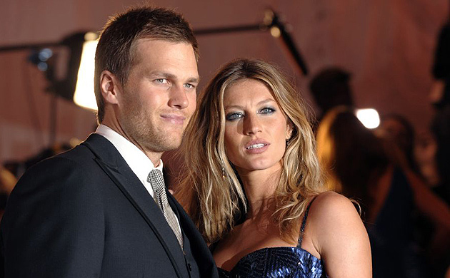 Tom Brady Giselle Bundchen